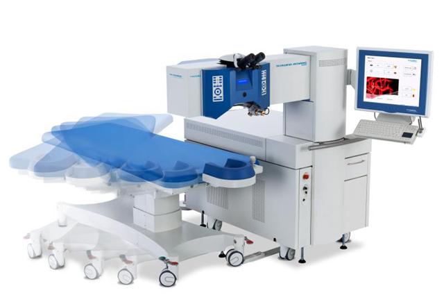 阿玛仕激光近视手术系统